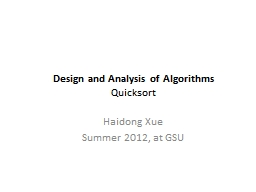 Design  and Analysis of Algorithms PowerPoint Presentation, PPT - DocSlides