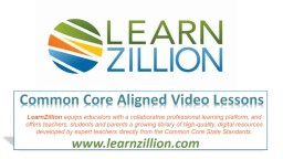 What is  LearnZillion ? Tier 1 – Exemplifies superior quality for CCSS