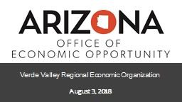 Verde Valley Regional Economic Organization