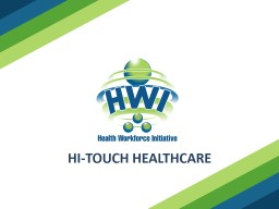 Hi-Touch Healthcare MUTUAL RESPECT PowerPoint PPT Presentation