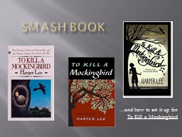 Smash Book …and how to set it up for