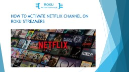 Netflix is one of the most popular channels followed by thousands of audiences, and it is in the streaming industry since 1997, Netflix is a paid subscription channel and it is now available in the Roku platform, the channel offers the new users a free tr