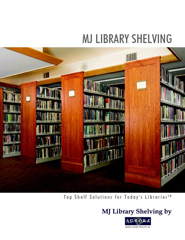 MJ Library Shelving