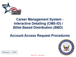 Career Management  System