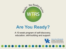 A 10-week program of self-discovery, education,