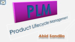 PLM Product Lifecycle Management