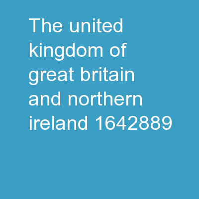 The United Kingdom of Great Britain and Northern Ireland PowerPoint Presentation, PPT - DocSlides