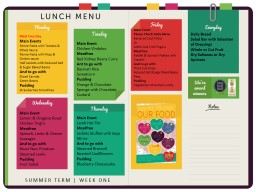 Meat Free Day Main Events