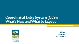 Coordinated Entry System (CES):