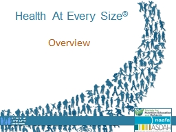 Health At Every Size ® Overview