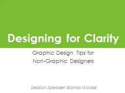 Designing for Clarity Graphic Design Tips for