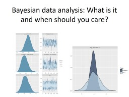 Bayesian data analysis: What is it and when should you care?
