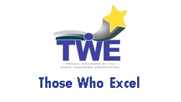 Those Who Excel The purpose of this organization is to provide a recognition night for selected 6