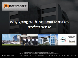 Why going with Netsmartz makes