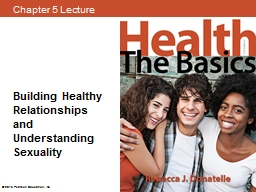 Building Healthy Relationships and Understanding