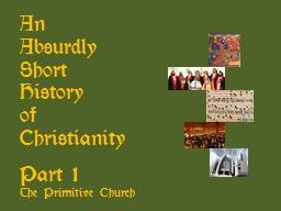 An Absurdly Short History PowerPoint Presentation, PPT - DocSlides