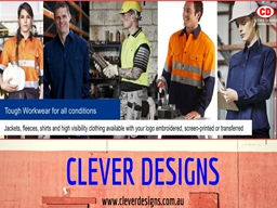 Formal, Corporate & Casual Uniforms in Perth