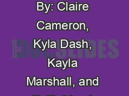 Fashion  Committee By: Claire Cameron, Kyla Dash, Kayla Marshall, and Faith Marsh
