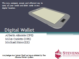Digital Wallet Alberto  Almonte