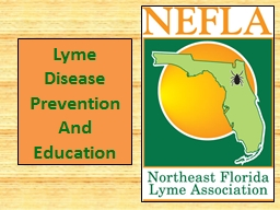 Lyme Disease Prevention And Education