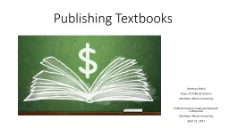 Publishing Textbooks Artemus Ward