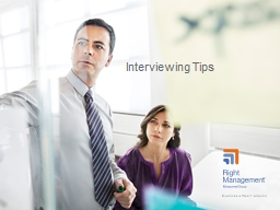 Interviewing  Tips A Manpower Group