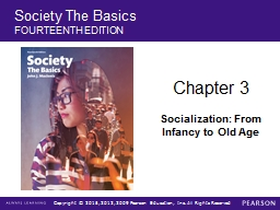 Society  The Basics FOURTEENTH