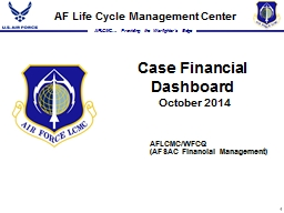AF  Life Cycle Management Center
