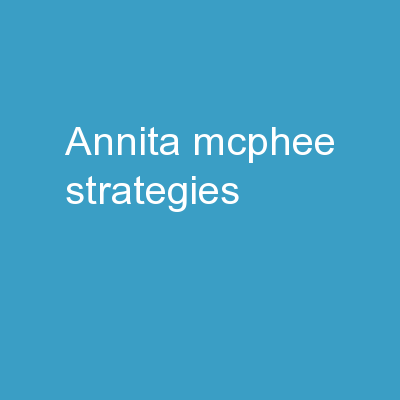 Annita McPhee Strategies