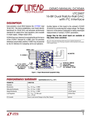 dcaf DEMO MANUAL DCA DESCRIPTION LTC  Bit Dual RailtoR