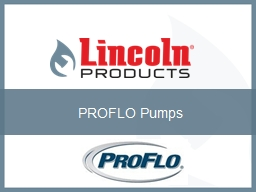 PROFLO Pumps Types of PROFLO Pumps