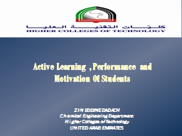 Active Learning ,  Performance