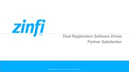 Deal Registration Software Drives