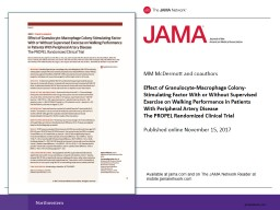 MM McDermott and coauthors PowerPoint PPT Presentation