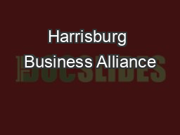 Harrisburg Business Alliance