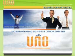 BUSINESS OPPORTUNITIES INTERNATIONAL BUSINESS OPPORTUNITIES PHILIPPINES (LOCAL)
