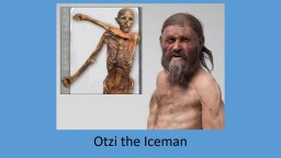 Otzi the Iceman The Discovery