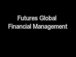 Futures Global Financial Management