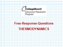 Free-Response-Questions