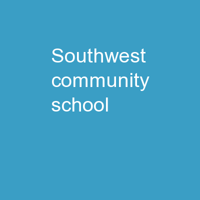 Southwest Community School