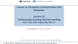 Course on Computer Communication and