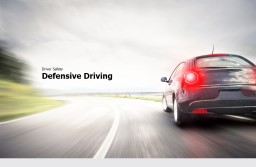 Driver  Safety Defensive Driving