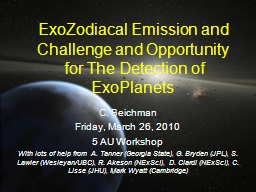 ExoZodiacal   Emission and Challenge and Opportunity