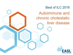Autoimmune and chronic cholestatic