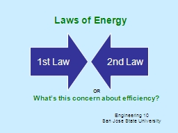Laws  of  Energy Engineering 10