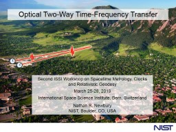 Optical Two-Way Time-Frequency Transfer