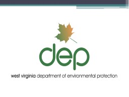 West Virginia REAP Recycling Assistance Grant Fund