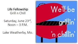 Life Fellowship Grill n Chill