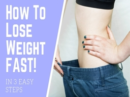 How to loose weight in 3 east steps PowerPoint Presentation, PPT - DocSlides