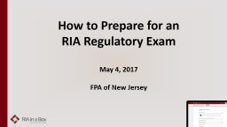 How New Technology and Regulations Will Impact the Future of RIA Compliance